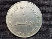 United Arab Emirates, One Dirham 1984, VF, WO2992